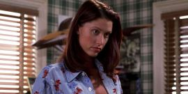 How Shannon Elizabeth Feels About Going Nude In American Pie