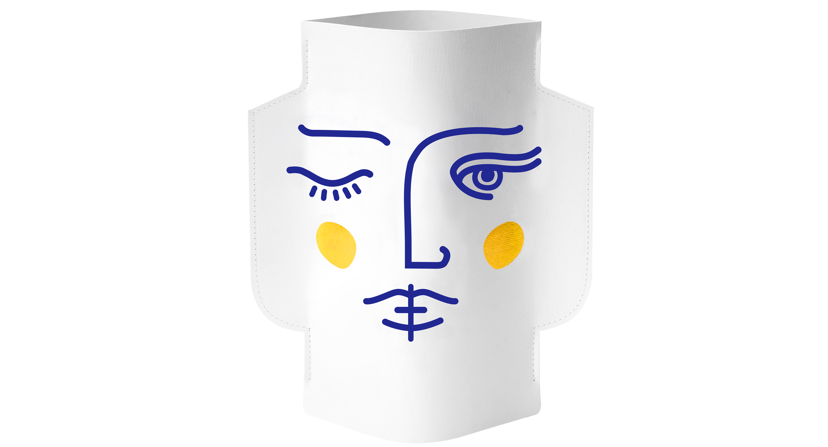 The latest vases trend is not just a pretty face livingetc janus paper vase 1850 from octaevo reviewsmspy