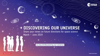 The European Space Agency is inviting the public to share their views on the questions that Voyage 2050, ESA's space science program for the 2035-2050 time frame, should address.