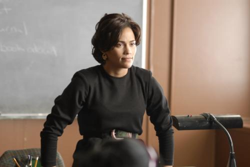 Precious - Paula Patton plays inspirational teacher Ms Rain