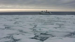 On Aug. 24, explorer Victor Vescovo dove to the deepest part of the Arctic Ocean.