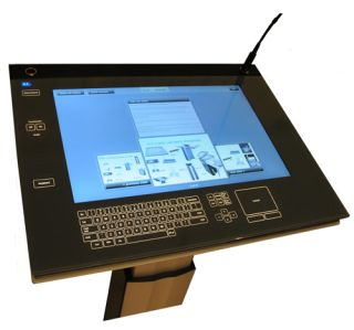Zytronic Touchscreens Facilitate Upgrade of Presentation Systems