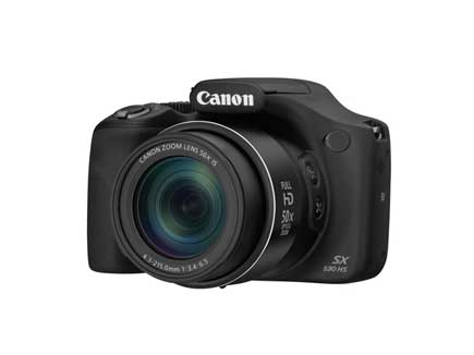 Canon PowerShot SX530 HS Review - Tom's Guide | Tom's Guide