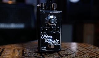 Vertex Effects' new Ultra Phonix MKII overdrive pedal