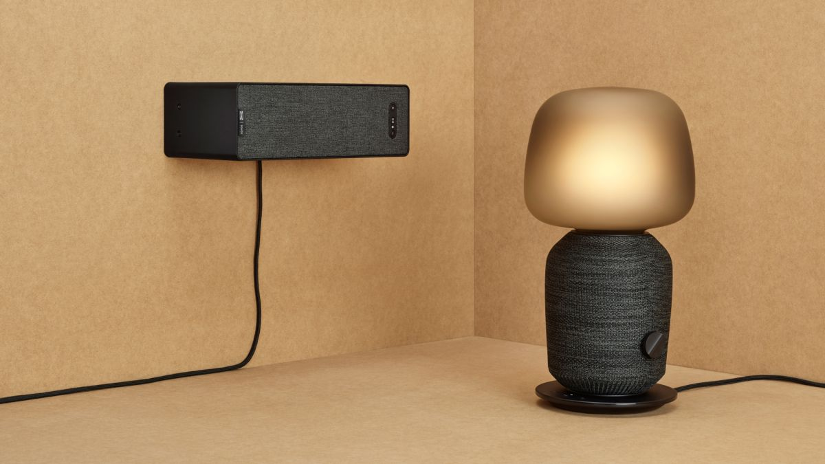 Sonos And Ikea Collaborated To Make A Speaker Lamp And