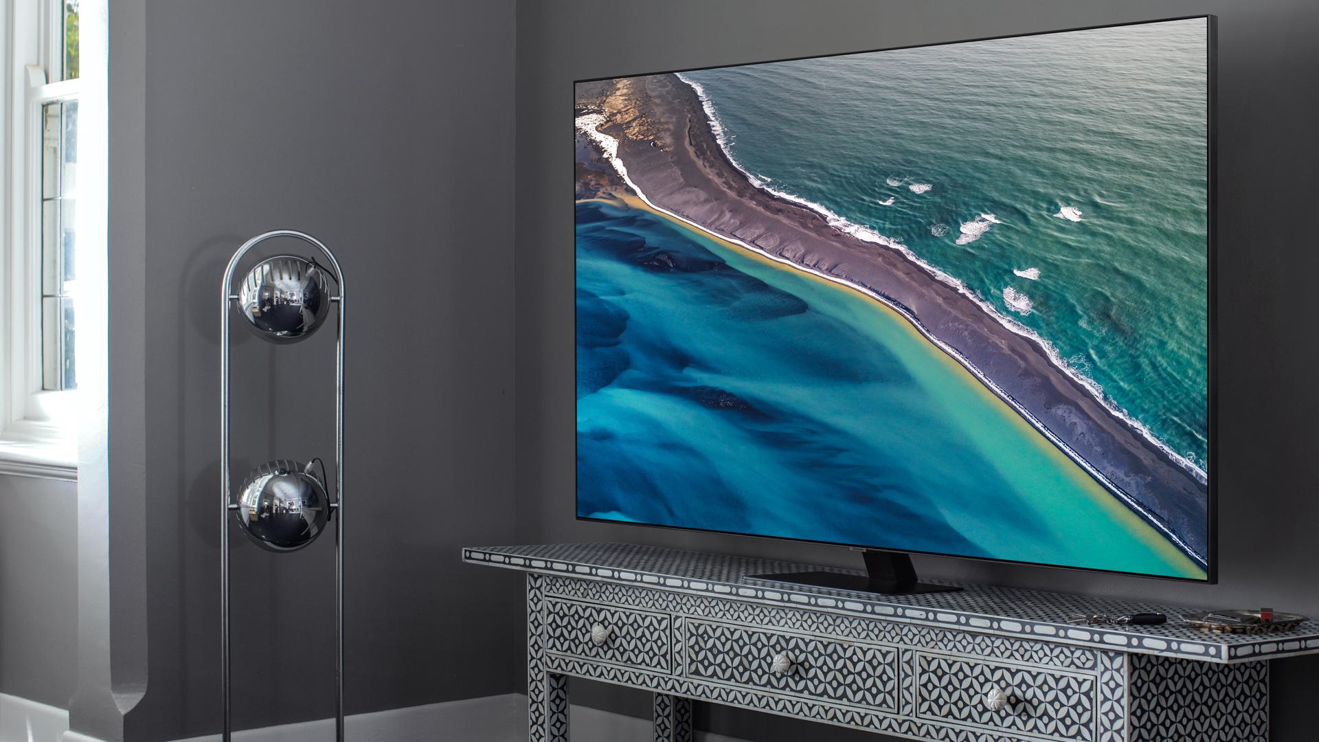 Samsung Q80t Qled Tv Review Techradar