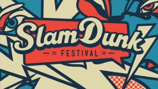 The Slam Dunk logo
