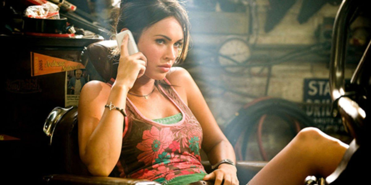 Megan Fox as Mikala Banes in Transformers: Revenge of the Fallen (2009)