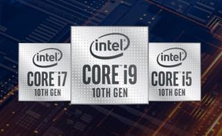 Intel 10th Gen H-Series mobile processors