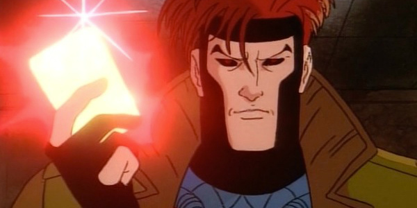 Gambit of the X-Men