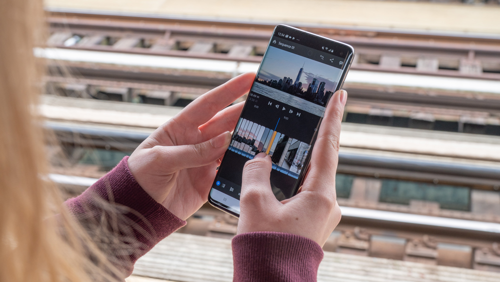 Adobe Premiere Rush arrives on Android   Creative Bloq