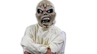 A picture of the Powerslave Eddie costume