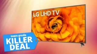 75-inch LG TV deal