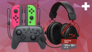 The best Nintendo Switch accessories for Prime Day 2019 | GamesRadar+