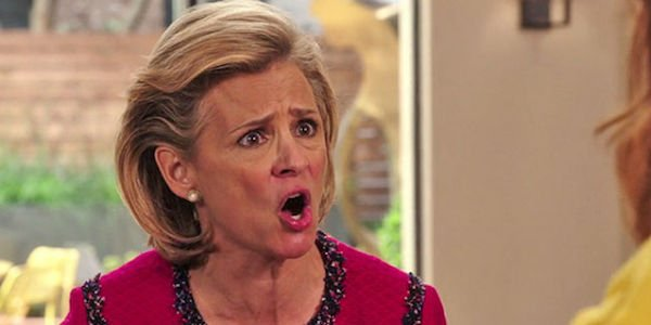 Amy Sedaris in Unbreakable Kimmy Schmidt