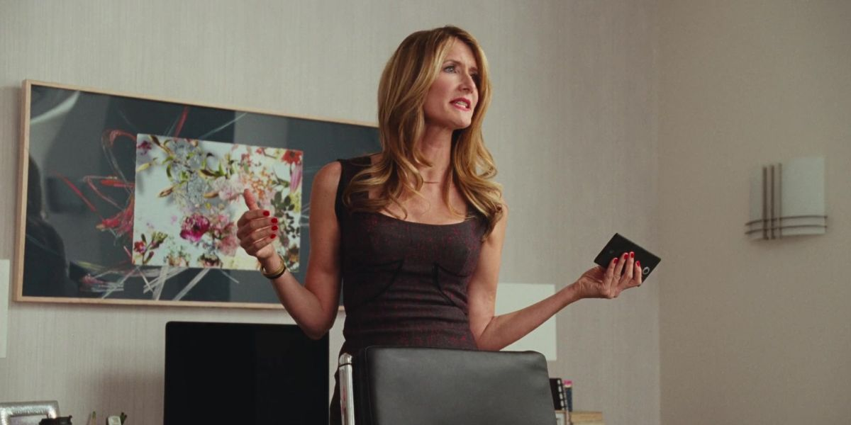 That Time Laura Dern Kept Rushing Back And Forth To Show Equal Support For Little Women And Marriage Story - CINEMABLEND