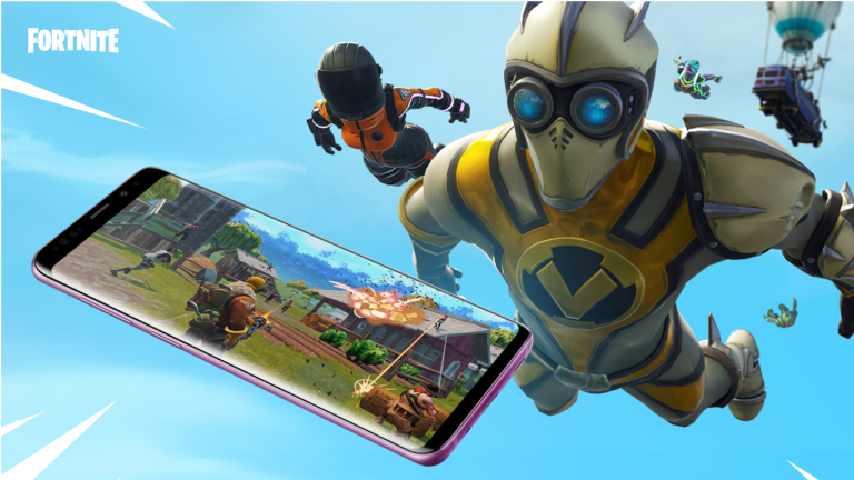 iPhones Fortnite Apple