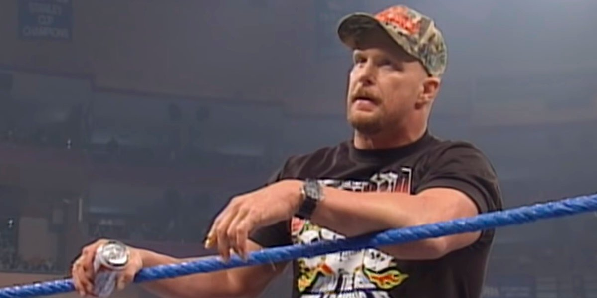 Stone Cold Steve Austin WWE