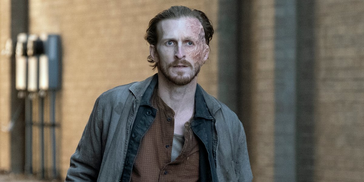 Why Fear The Walking Dead's Austin Amelio Didn't Totally Expect Dwight's Big Reunion