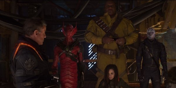 The Ravagers Guardians of the Galaxy Vol. 2