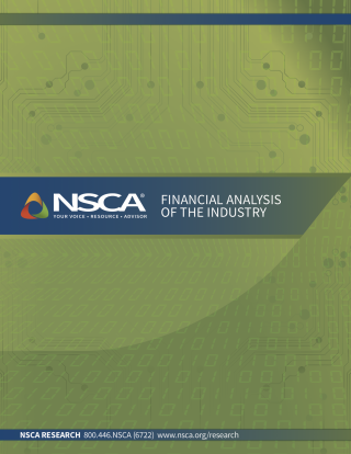 NSCA Reports on Industry Performance Trends in New Report