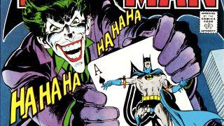 Cover of Batman #251