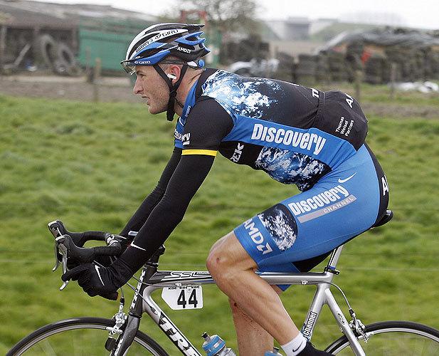Steve Cummings 2007