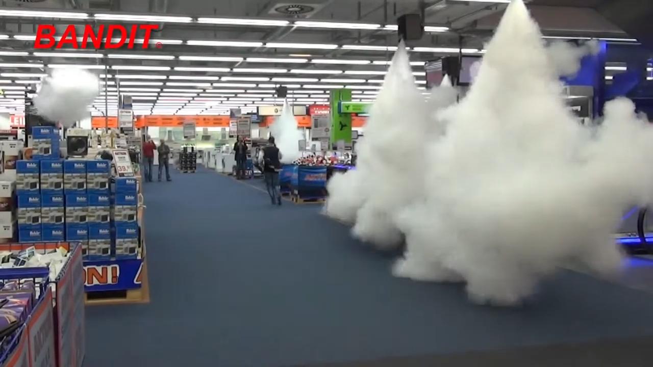 Anti-Theft Fog