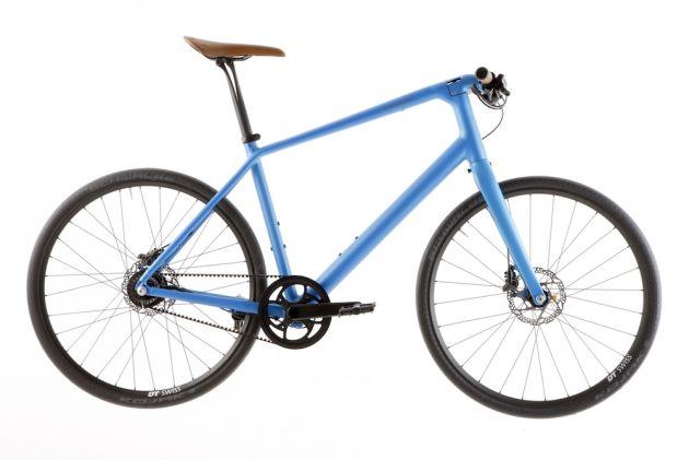 Canyon Urban 7.0 2016 hybrid bike-1