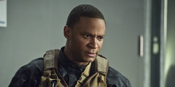 John Diggle David Ramsay Elseworlds The CW