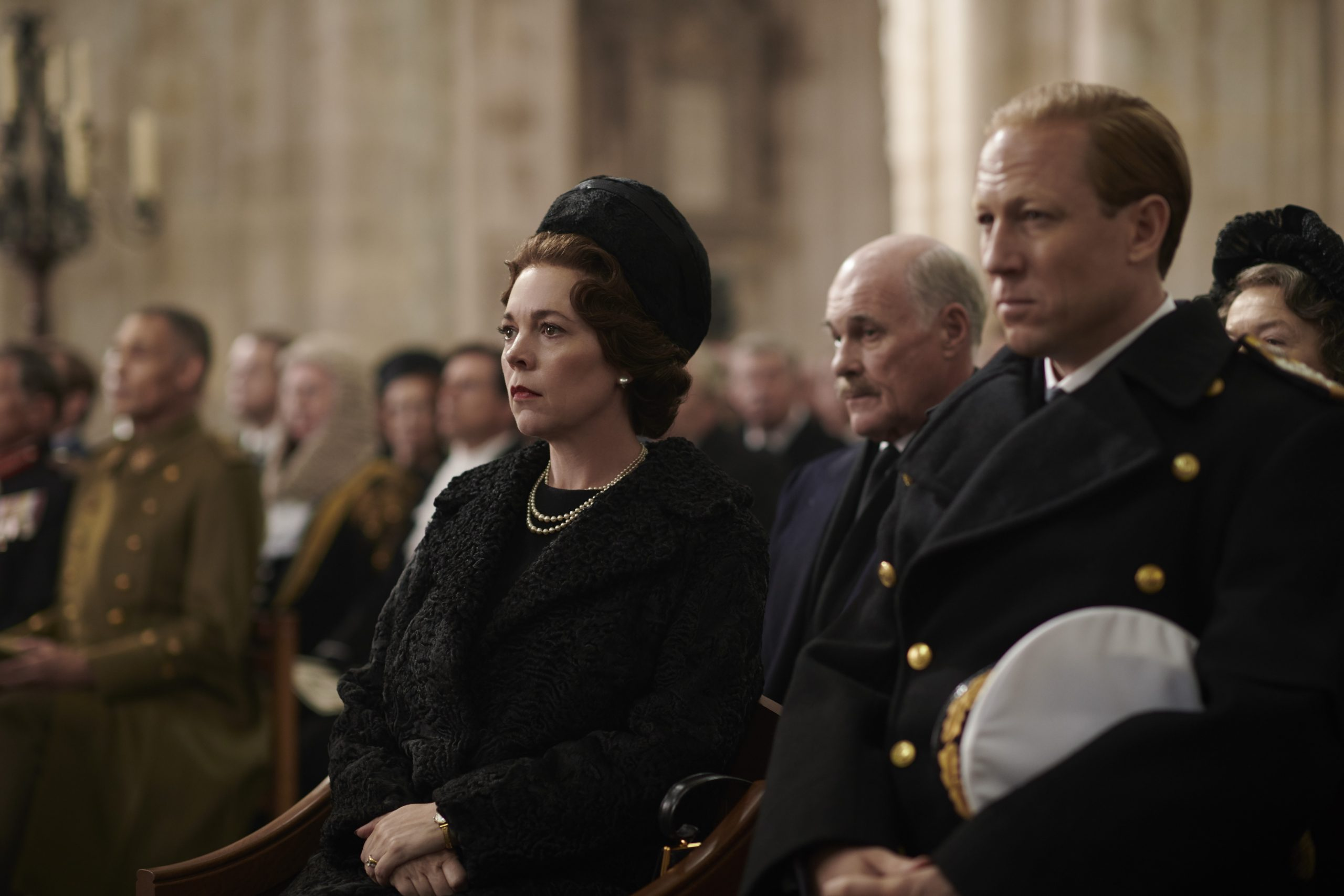 The Crown season 3 on Netflix