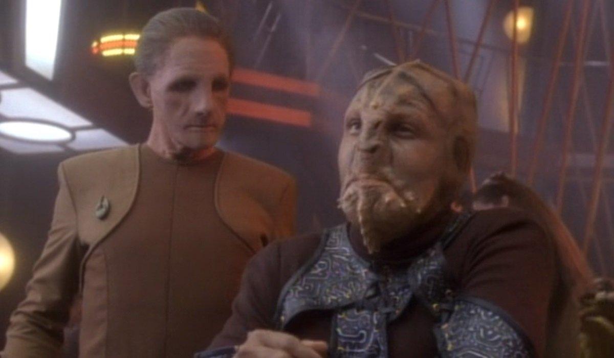 Odo Star Trek: Deep Space Nine