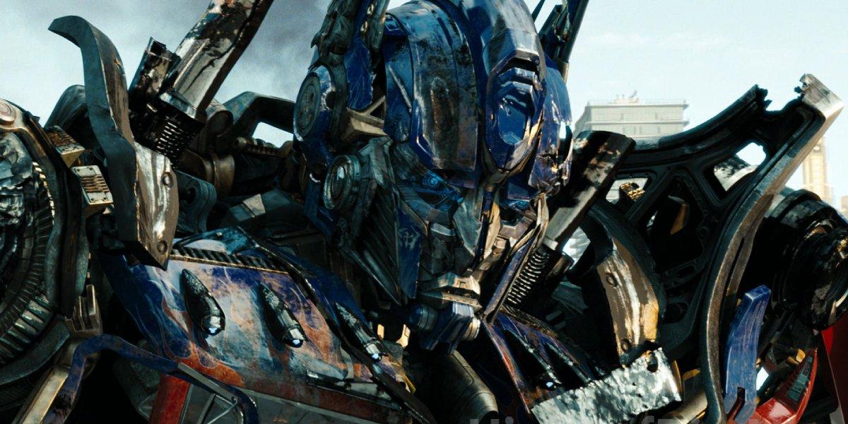Optimus Prime in Transformers: Revenge of the Fallen