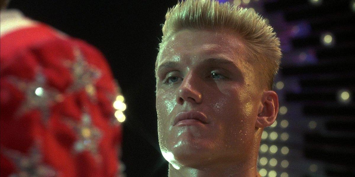 Dolph Lundgren in Rocky IV