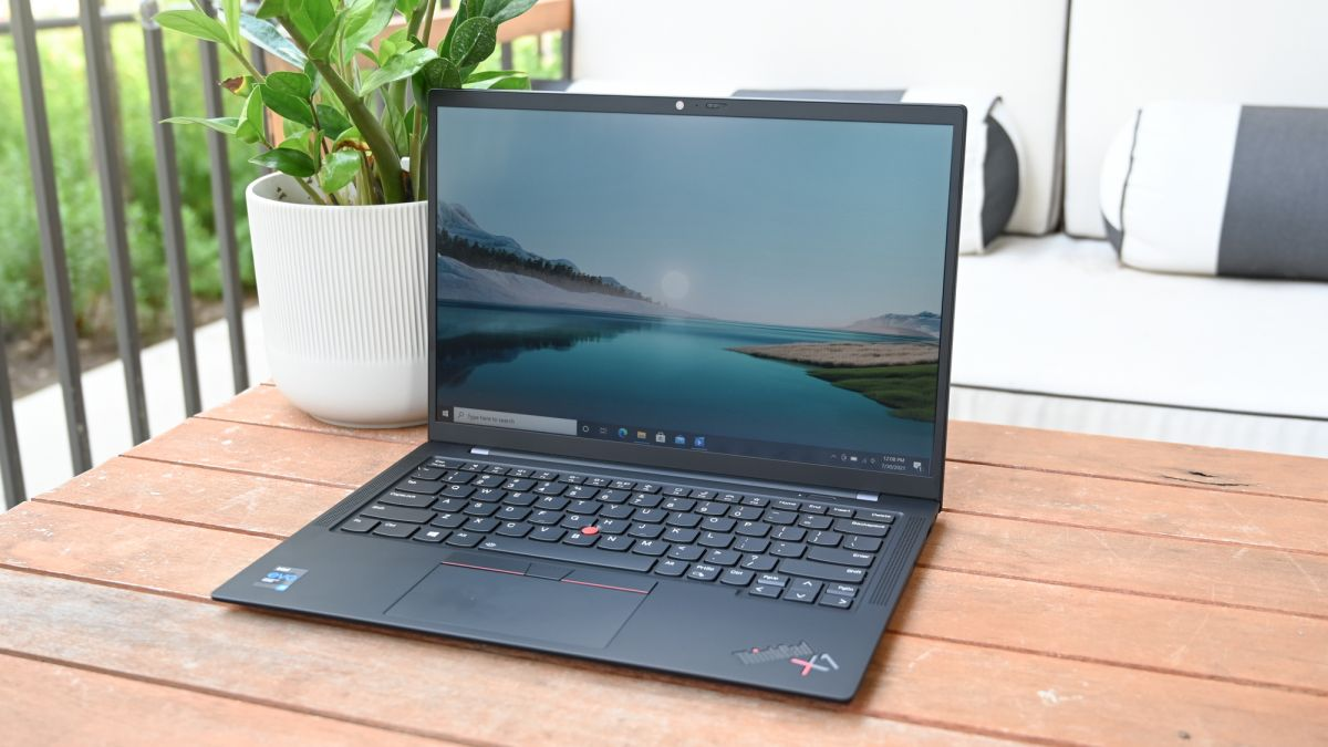 Lenovo ThinkPad X1 Carbon (Gen 9) review: Flirting with perfection