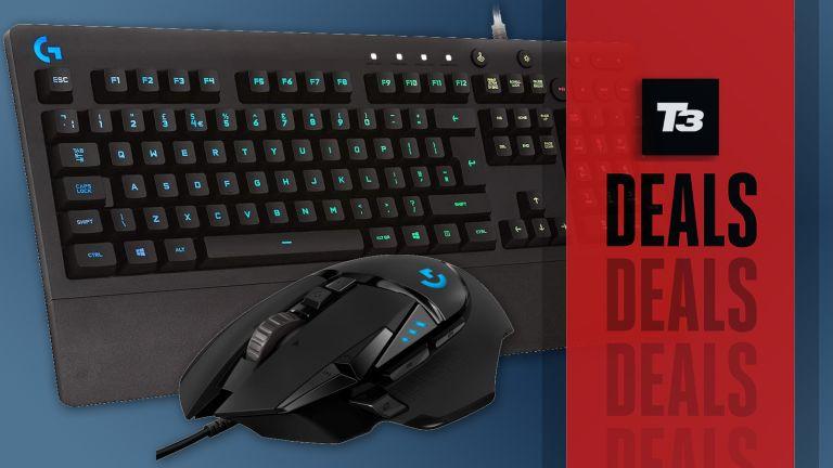 best cheap logitech keyboard and mouse deals