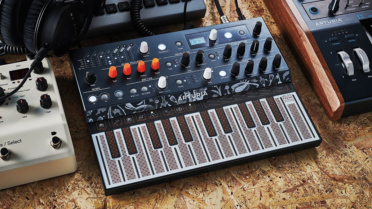the best cheap synthesizer 2019 portable desktop and keyboard instruments musicradar. Black Bedroom Furniture Sets. Home Design Ideas