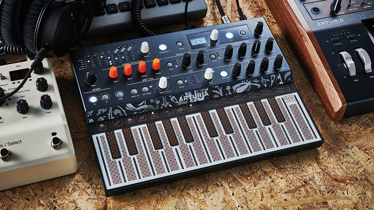 The best cheap synthesizer 2019: portable, desktop and keyboard