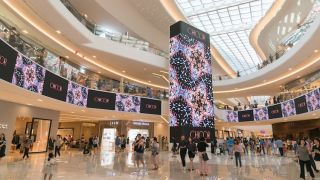 Korean Mega-Mall Selects Absen LED to Boost Experience