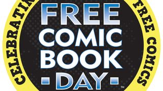 Free Comic Book Day 2021 logo