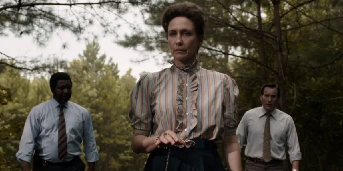 The Conjuring: The Devil Made Me Do It cast