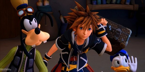 Kingdom Hearts 3 Square Enix