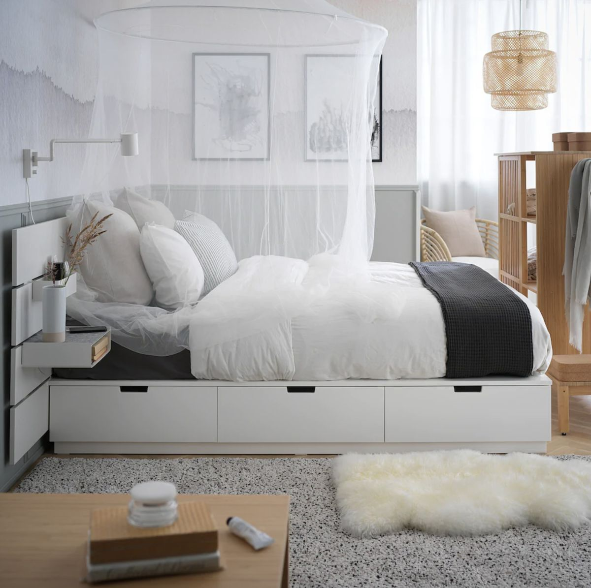Ikea Small Bedroom Ideas: These 3 Ikea Storage Beds Will Solve All Your Small