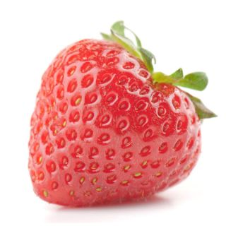 Strawberry, the artificial flavor doesn't mimic the real thing