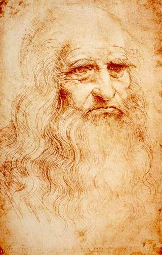 The artist and innovator Leondardo da Vinci