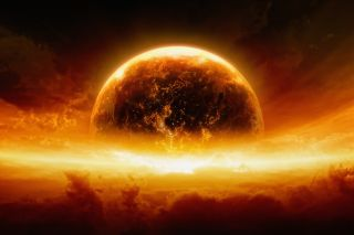doomsday earth image.