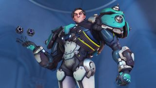 New Overwatch hero Sigma is a gravity-wielding tank | PC Gamer
