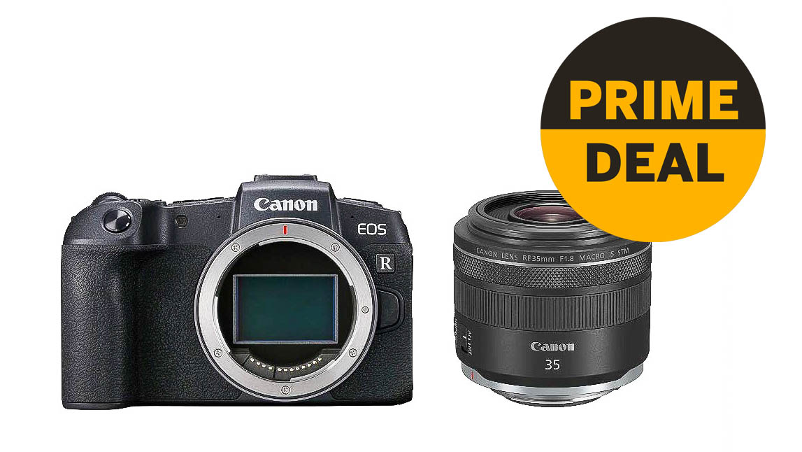 Canon EOS RP deal is the new star buy for Prime Day – save £388 | Digital Camera World