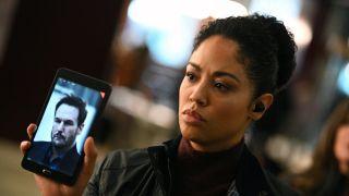 Riann Steele as Finola Jones in NBC's 'Debris'
