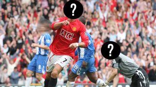 Wigan 0-2 Man United, 2008